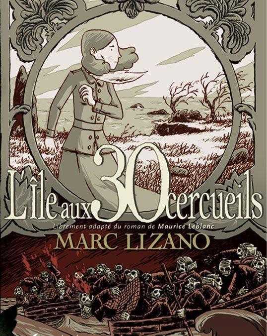Dédicace de Marc Lizano à la librairie Excalibulle