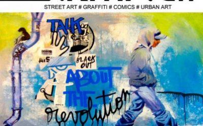 "Exposition ""Writing"" par Tarek et Pompetti"