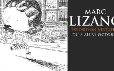 Marc Lizano s'expose !