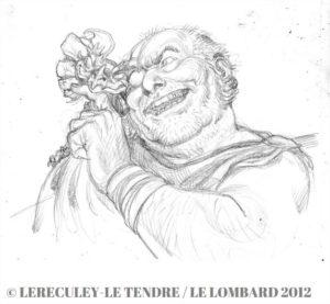 © Le Lombard