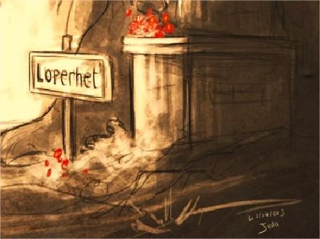 La Dame de Loperhet