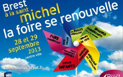 Des bulles à la Foire Saint-Michel !