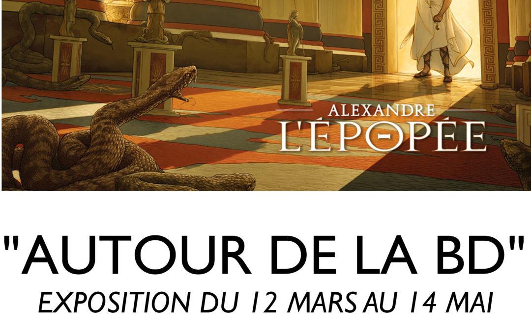Expo – Alexandre – Relecq-Kerhuon