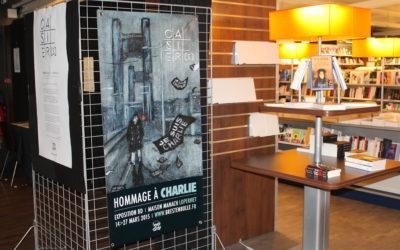 L'expo Charlie à Landerneau