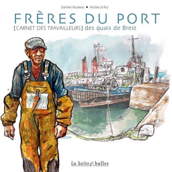 Damien Roudeau: expo & balade dessinée en juillet
