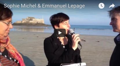 Sophie Michel & Emmanuel Lepage