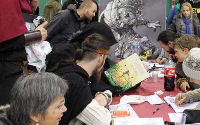 Brest en Bulle, la bande dessinée pour tous
