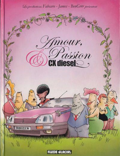 amour passion et cx diesel
