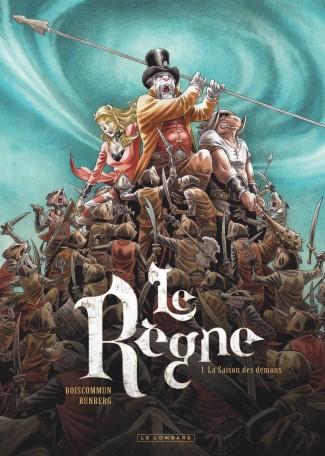 Le Règne t1
