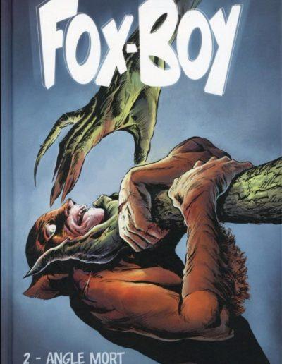 Fox boy 2