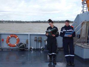 Prix de la BD embarquée 2018, Brest en bulle, Marine nationale