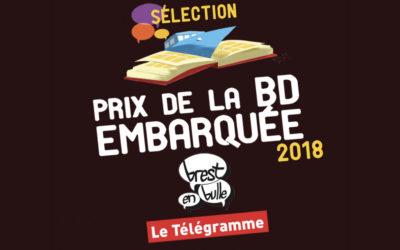 Prix de la BD embarquée : votez !